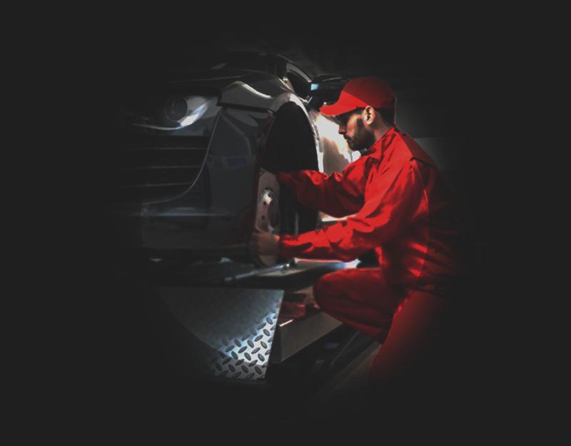warsztat samochodowy - wulkanizacja mobilna